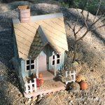 Tiny House with Photo Corner Shingles