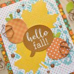 Hello Fall card by Christine Meyer