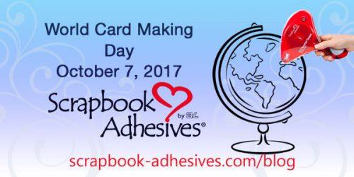 World Card Making Day 2017