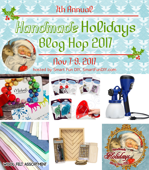 Hanmade Holidays Blog Hop 2017