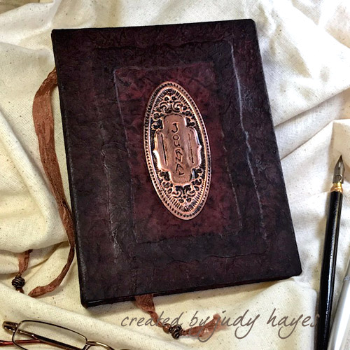 Handmade Holidays Gift Journal by Judy Hayes for Scrapbook Adhesives by 3L