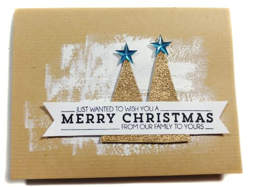 Trio of Christmas Card Creations -Jana McCarthy