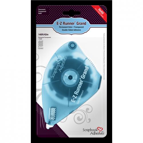 01254 E-Z Runner Grand Refill Permanent Dots