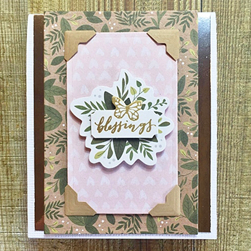 The Decorated Notebook by Christine Emberson for Scrapbook Adhesives by 3L