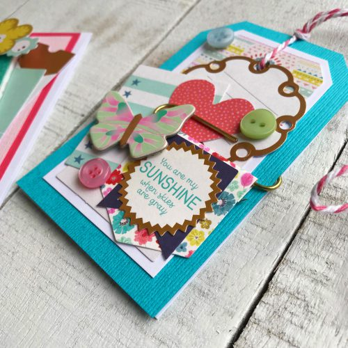 Colorful Gift and Cards Trio by Latrice Murphy for Scrapbook Adhesives by 3L