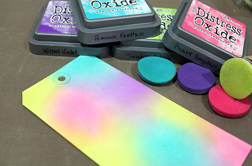 Discovery Tag - Mixed Media tutorial by Tracy McLennon for Scrapbook Adhesives by 3L