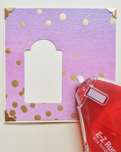 Pretty in Pink with Creative Photo Corners by Christine Emberson for Scrapbook Adhesives by 3L