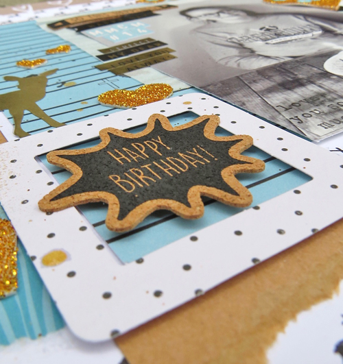 Celebrate 14 with 3D Foam Hearts by Shannon Morgan for Scrapbook Adhesives by 3L