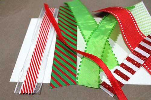 Glorious Ribbon Border using Adhesive Sheets by Tracy McLennon for Scrapbook Adhesives by 3L