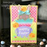 Easter Envelope Mini Album by Shellye McDaniel