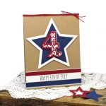 Fourth of July Card by Judy Hayes for Scrapbook Adhesives by 3L e-book with Favecrafts
