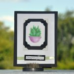 Cactus Congratulations Card by Beth Pingry for Scrapbook Adhesives by 3L e-book with Favecrafts