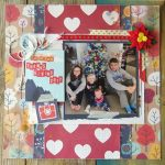 Thanksgiving Scrapbook Page by Shannon Morgan for Scrapbook Adhesives by 3L e-book with Favecrafts