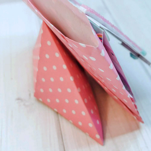 Happy Mail Mini Bag Album by Shellye McDaniel for Scrapbook Adhesives by 3L