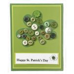St. Patrick's Day Card by Margie Higuchi for Scrapbook Adhesives by 3L e-book with Favecrafts