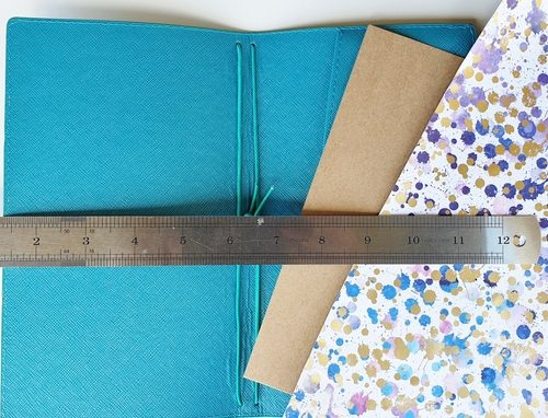 Customizing a Journal Tutorial by Christine Emberson for Scrapbook Adhesives by 3L