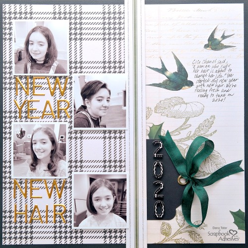 Christmas Collections for Everyday Scrapbooking by Dana Tatar for Scrapbook Adhesives by 3L