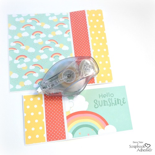Gnome Wiper Card Tutorial by Dana Tatar for Scrapbook Adhesives by 3L