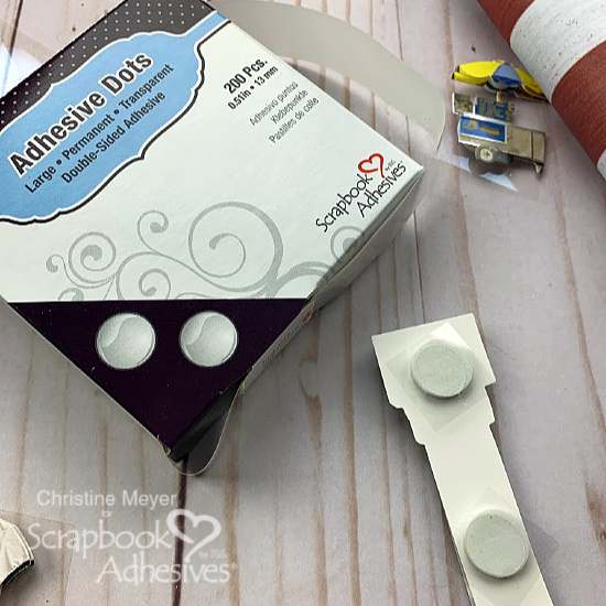 Mini Album Adhesive Essentials by Christine Meyer for Scrapbook Adhesives by 3L