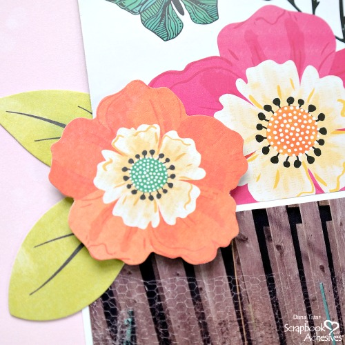 Kids Craft: Handprint Embellishment by Dana Tatar for Scrapbook Adhesives by 3L