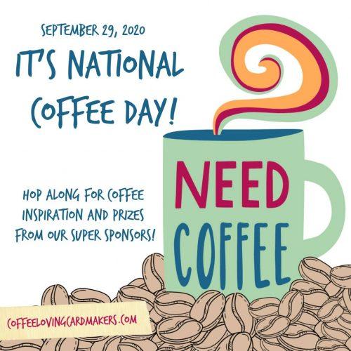Coffee Lovers National Coffee Day Blog Hop SEPT20 Logo