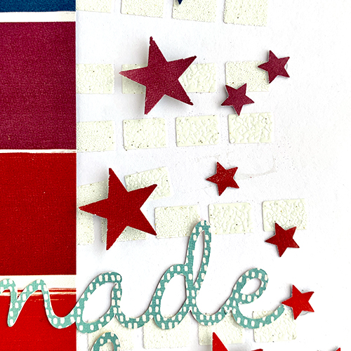 Little Boy Scrapbook Layout by Christine Meyer for Scrapbook Adhesives by 3L