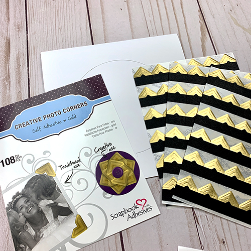 Be the Change Card Tutorial by Christine Meyer for Scrapbook Adhesives by 3L