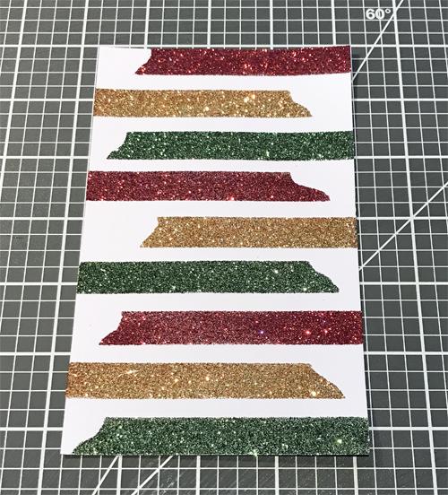 Christmas Nutcracker Card by Yvonne van de Grijp for Scrapbook Adhesives by 3L