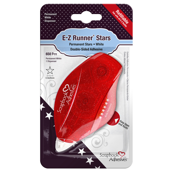 2021 New Products: 01239 E-Z Runner Stars