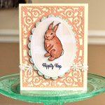 Easter Card by Margie Higuchi