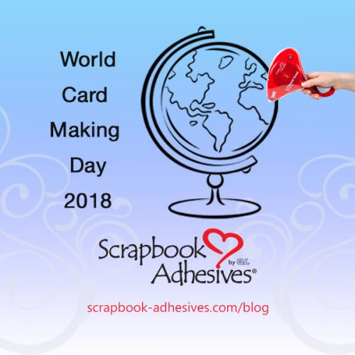 World Card Making Day 2018 Giveaway