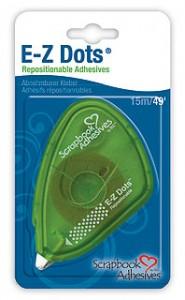 E-Z Dots Repositionable