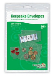 Keepsake Envelopes