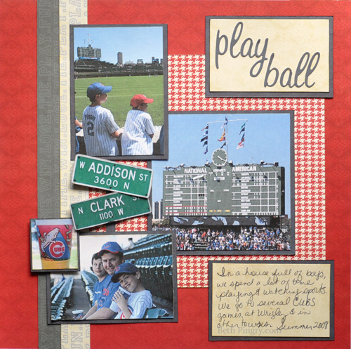 Play Ball by Beth Pingry