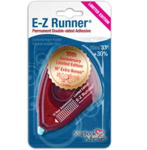 E-Z Runner Permanent Strips Limited Edition
