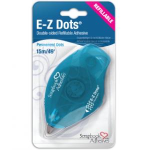E-Z Dots Permanent Refillable dispenser