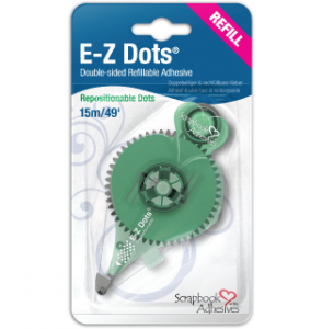 E-Z Dots Repositionable Refill